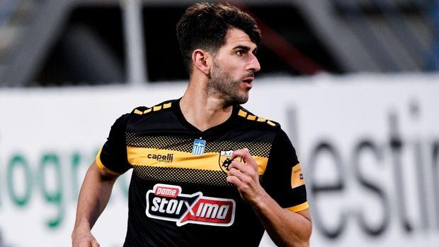 Αστέρας - ΑΕΚ: Το εύστοχο πέναλτι του Ολιβέιρα για το 1-1