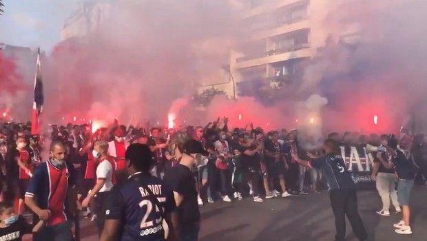 Παρί - Μπάγερν: Πάρτι στο Παρίσι πριν τον τελικό