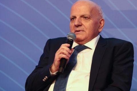 Ο πρόεδρος της ΕΟΑΜ ΑμεΑ, Γιώργος Φουντουλάκης