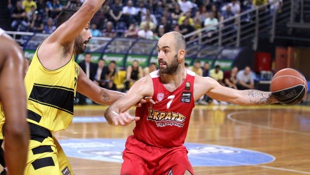 O Σπανούλης αναδείχθηκε πιο δημοφιλής παίκτης της Stoiximan.gr Basket League
