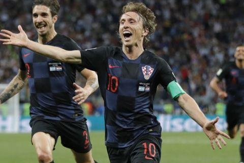 Πρόκριση για Κροατία, συνέτριψε με 3-0 την Αργεντινή