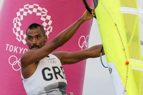 Ο Βύρωνας Κοκκαλάνης στους Ολυμπιακούς Αγώνες του Τόκιο