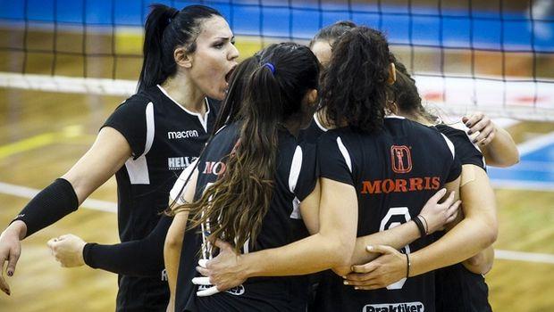 ΠΑΟΚ: Με Χαντάβα στην Volley League