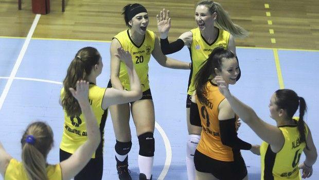 Συνεχίζεται η μάχη της τετράδας στη Volleyleague γυναικών