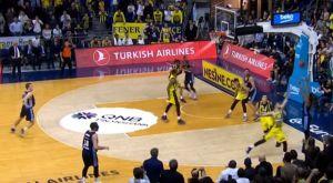 EuroLeague Top-10: Με clutch Αλπισί στην κορυφή