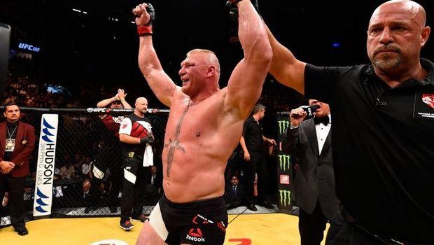 Επιστρέφει ο Lesnar στο UFC;