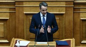 Δεν διακόπτεται το πρωτάθλημα: Παρέμβαση Μητσοτάκη στη Βουλή