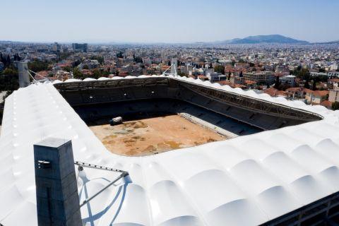 Η OPAP Arena από ψηλά