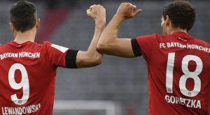 Μπάγερν – Άιντραχτ 5-2: Με πεντάρα και αέρα στο ντέρμπι τίτλου