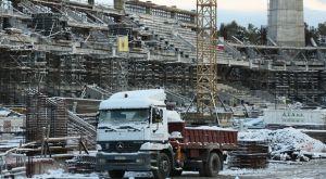 ΑΕΚ: Διακοπή εργασιών στο εργοτάξιο της Νέας Φιλαδέλφειας