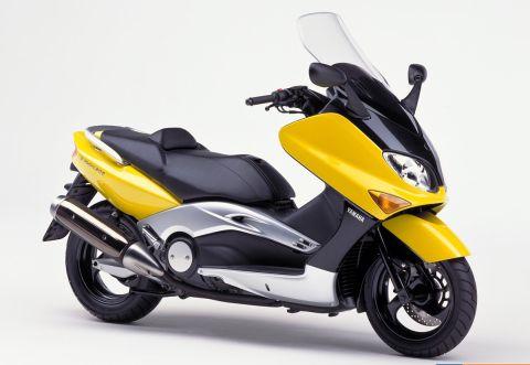 Η Yamaha TMAX