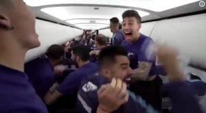 Οι παίκτες της Ζενίτ έμαθαν στο αεροπλάνο ότι πήραν το πρωτάθλημα!