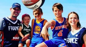 NBA en famille: Οικογένεια από τη Γαλλία θα κάνει το απόλυτο ταξίδι στο ΝΒΑ
