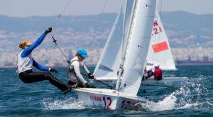 Θρίαμβος για την ελληνική ιστιοπλοΐα με 4 μετάλλια στο Πανευρωπαϊκό U19