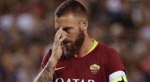 Τέλος εποχής: Ο Ντε Ρόσι φεύγει από τη Ρόμα