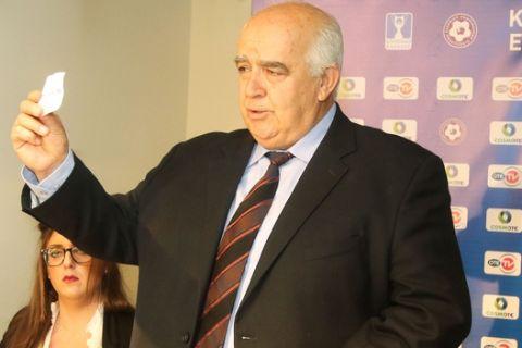 """Γαβριηλίδης: """"Φανταστείτε με τα τελευταία γεγονότα να είχαμε Έλληνα διαιτητή"""""""