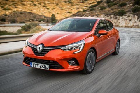 Σε προσφορά και το νέο Renault Clio