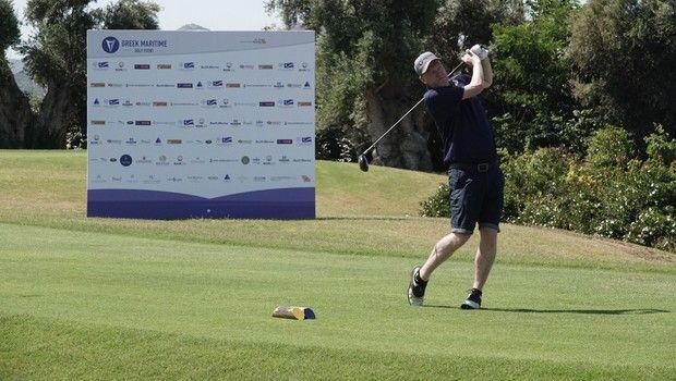 Ούριος άνεμος έπνευσε στο 5ο Greek Maritime Golf Event