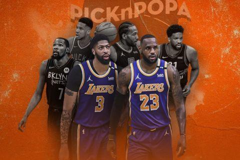 Ποιος τολμά να ρίξει τους Lakers από τον θρόνο;