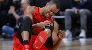 Μπλέιζερς: Ανυσυχία για Χουντ, τραυματίστηκε στο γόνατο
