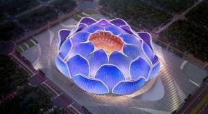Η Γκουαντσόου Εβεργκράντε χτίζει το δεύτερο μεγαλύτερο στάδιο στον κόσμο