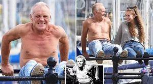 O φοβερός Τζουντόκα Brian Jacks είναι στα 70 του… φέτες