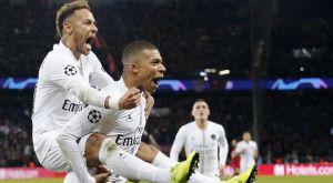 Champions League: Η Παρί στρίμωξε στα σχοινιά την Λίβερπουλ, ο Έρικσεν λύτρωσε την Τότεναμ με την Ίντερ