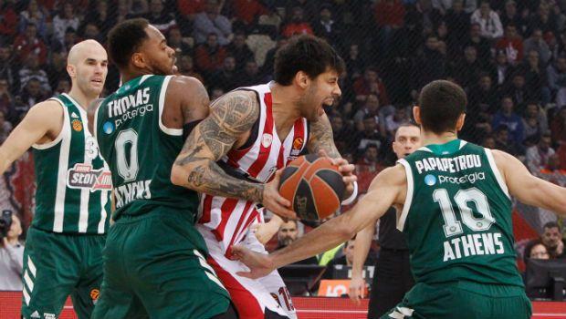 EuroLeague: Τα σενάρια για την 29η αγωνιστική