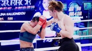 Bellator: Τον Ιούλιο η επιστροφή της Καλλιονίδου