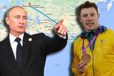 Σέιν Πέρκινς, ο Αυστραλός που έγινε Ρώσος με εντολή Πούτιν