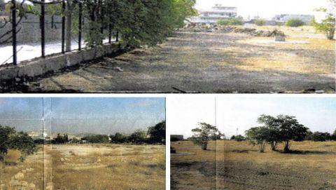 Αυτοψία στο Ρέντη: Αυτό είναι το οικόπεδο της διαμάχης Ολυμπιακού - Κόκκαλη