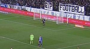 Οι οπαδοί της Αλαβές έκαναν την «κηδεία» του ποδοσφαίρου (VIDEO)