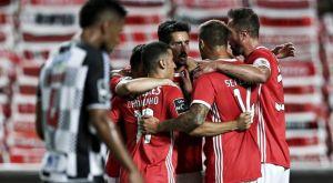 Μπενφίκα – Μποαβίστα 3-1: Επιστροφή στις νίκες για τους αετούς