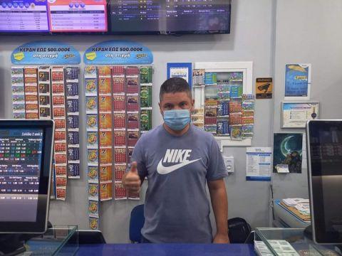Καύσωνας εκατομμυρίων από ΤΖΟΚΕΡ και ΛΟΤΤΟ στα καταστήματα ΟΠΑΠ