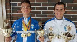 Ποδηλασία: Τα αδέρφια Βολικάκη σάρωσαν τα μετάλλια στην Τούλα