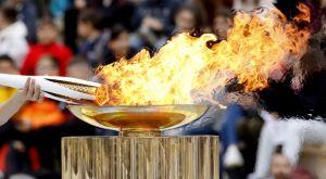 Ανάβει η Φλόγα για τους Χειμερινούς Ολυμπιακούς Αγώνες Νέων