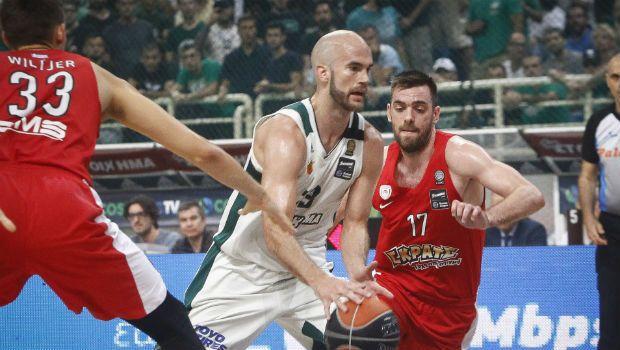 Πάλι MVP της Basket League ο Καλάθης