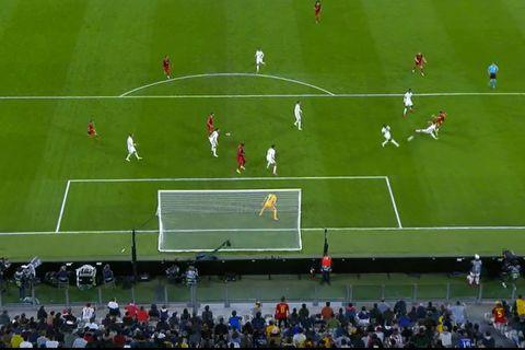 Βέλγιο - Γαλλία: Ο Καράσκο νίκησε με συρτό σουτ τον Λιορίς για το 1-0 των κόκκινων διαβόλων