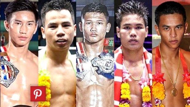Οι καλύτεροι thai fighters του πλανήτη που πιθανόν να μην γνωρίζεις