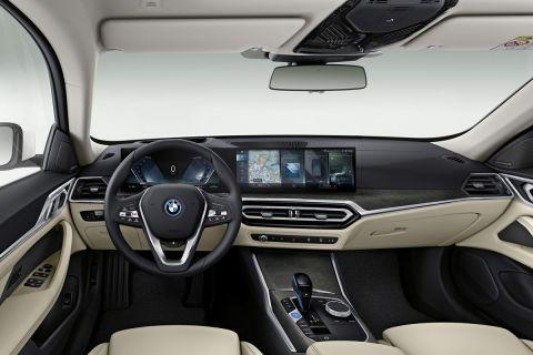 Το Νοέμβριο έρχεται η πρώτη ηλεκτρική BMW i4