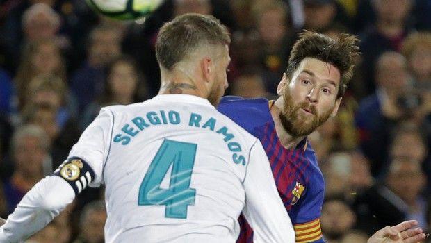 Η Ρεάλ κατηγορεί τον Μέσι για πίεση στον διαιτητή