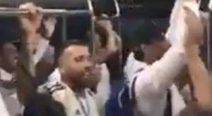 Οι παίκτες της Αργεντινής έγιναν για λίγο οπαδοί (VIDEO)