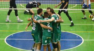 Παμβοχαϊκός – Παναθηναϊκός 0-3: Εξαιρετικό βόλεϊ από τους πράσινους
