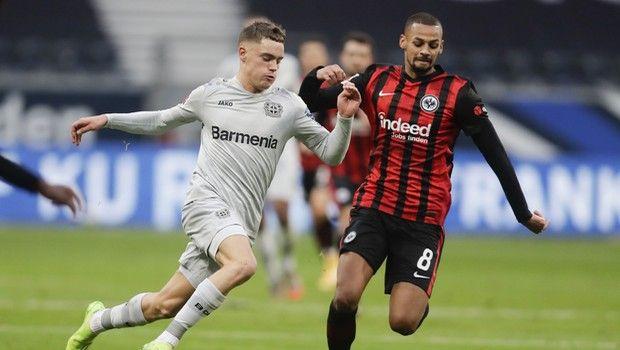 Bundesliga: Με ανατροπή η Άιντραχτ τη Λεβερκούζεν