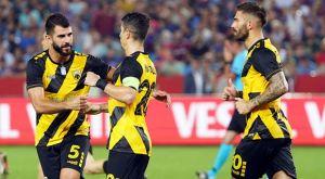 ΑΕΚ: Οι τρεις σωματοφύλακες της Ένωσης στη Super League