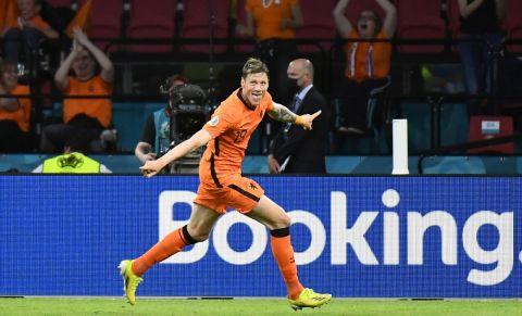 Στο 2-0 ησύχασα κι εγώ μαζί με τους Ολλανδούς