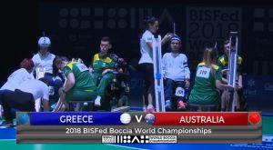Χρυσό μετάλλιο στο Παγκόσμιο πρωτάθλημα και τα ζευγάρια στο BC3