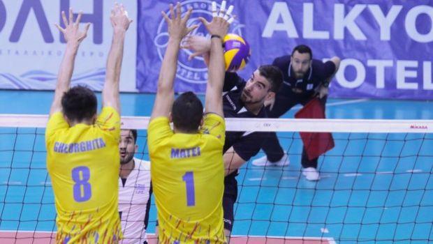Ελλάδα - Ρουμανία 2-3: Με την πλάτη στον τοίχο η Εθνική