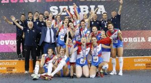 Πρωταθλήτρια Ευρώπης η Σερβία στο βόλεϊ γυναικών