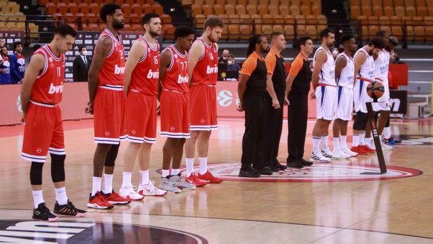 Η βαθμολογία της EuroLeague: Τώρα ξεκινάει η Αναντολού Εφές, στο 3-3 ο Ολυμπιακός